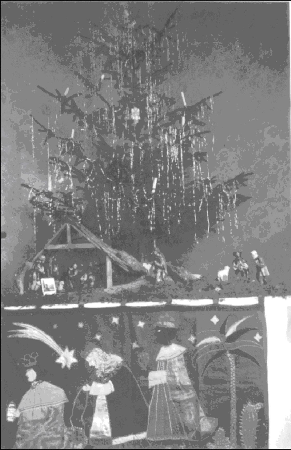 Weihnachten 1944