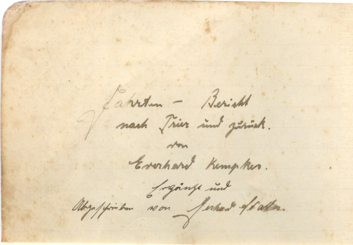 titelblatt_fahrtenbericht_trier_1933