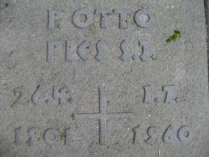 028_Grab von P. Otto Pies SJ