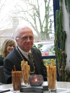 Bürgermeister Theodor Brauer