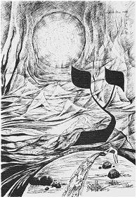 Hebräischer Buchstabe ajin – das Auge Judith Pins 1982