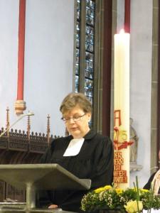 Pfarrerin Sabine Elbert