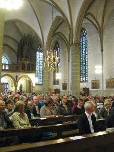 Pilgergemeinde in St. Clemens