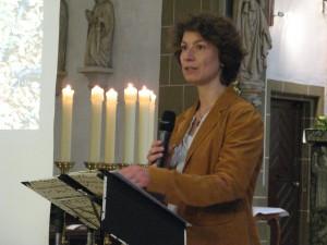 Projektleiterin Ulrike Steinkrüger
