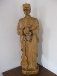 Emsdetten Karl Leisner-Figur 1