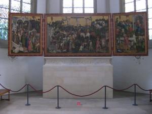 Schöppingen Altar
