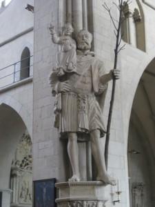 Münster Dom Christophorus 1