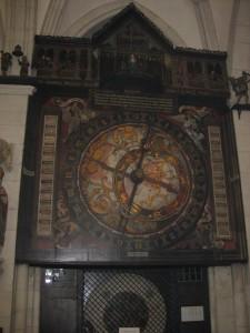 Münster Dom Uhr