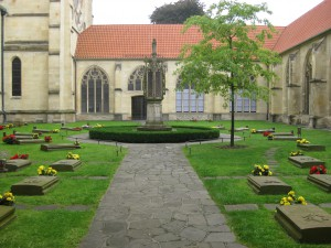Münster Domherrenfriedhof