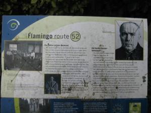 Alstätte Denkmal Flamingoroute