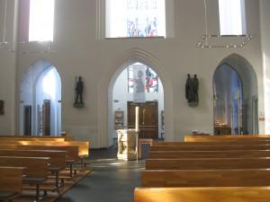 Hamm St. Pankratius Ostwand
