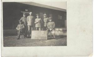 F. W. Putsch vorm D. Burghold Atelier Bavaria Lager Lechfeld