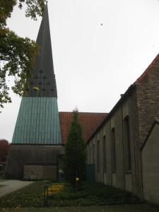 Wesel St. Martini außen 4