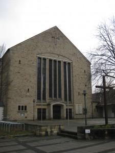 Wolfsburg Christophoruskirche 3