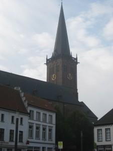Kalkar Marktplatz mit St. Nicolai
