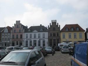 Kalkar Rathausplatz heute