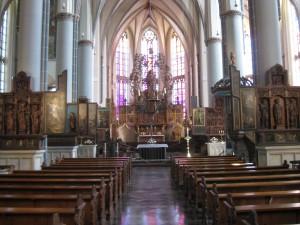Kalkar St. Nicolai innen
