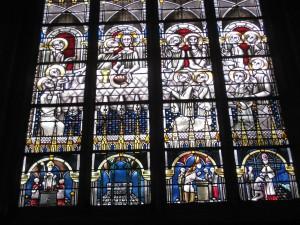 Xanten Domfenster 2