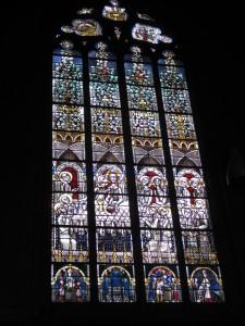 Xanten Domfenster