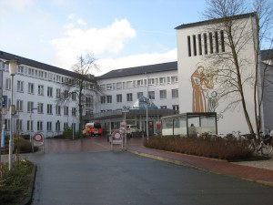 Kleve St. Antonius-Hospital Relief 5
