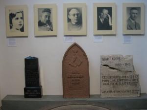 Kleve Stiftskirche Gedenkstätte 3a