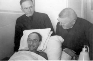 P. Otto Pies SJ, Karl Leisner, Friedrich Pfanzelt