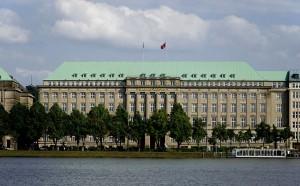 Firmensitz in Hamburg