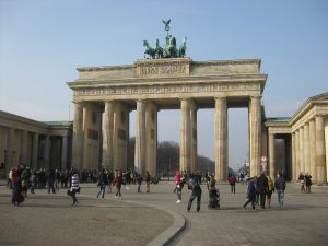 Berlin Brandenburger Tor 2