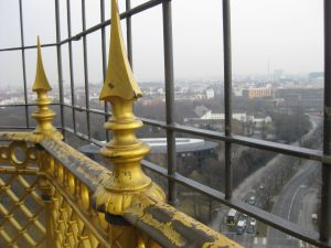 Berlin Siegessäule Gitter