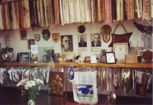 Dachau Gedenkstätte 25.8.1999