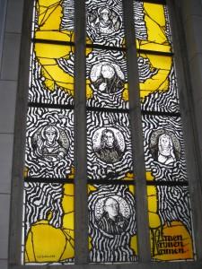 Essen Dionysius Fenster 2