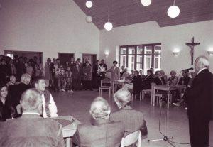 Essen Oldb Karl-Leisner-Heim 22.9.1996 2