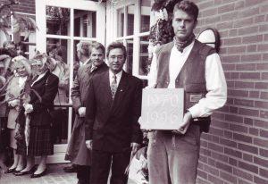 Essen Oldb Karl-Leisner-Heim Grundsteinlegung 1996 2