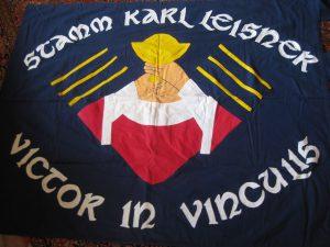 Banner des Karl-Leisner-Stammes