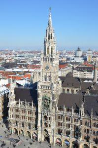 München Rathaus 1