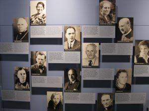Berlin Gedenkstätte Widerstand aus christlichem Glauben 2