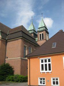 Gladbeck Herz-Jesu-Kirche 3