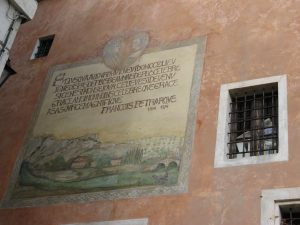Wohnhaus von Francesco Petrarca, heute Museum