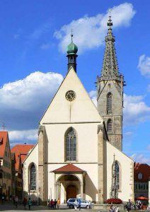 Dom St. Martin in Rottenburg
