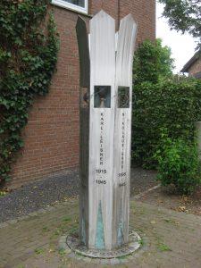 Kevelaer Winnekendonk Stele 1
