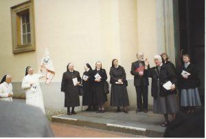 Schwestern 1999 in Rees
