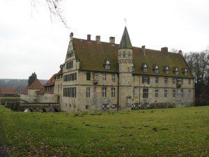 0024 Wasserburg Haus Havixbeck