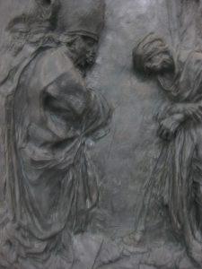 1. Station: Jesus wird zum Tode verurteilt