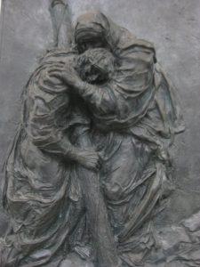 4. Station: Jesus begegnet seiner Mutter