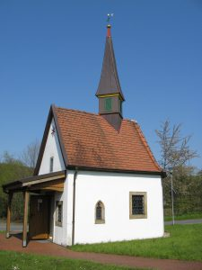 Kapelle in Hagen am Teutoburger Wald