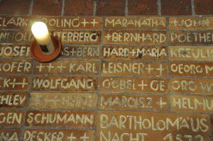 Pax-Christi-Kirche Essen – Foto Martin Dautzenberg