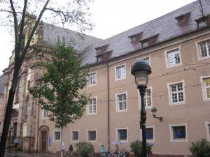 Altes Universitätsgebäude, Freiburg